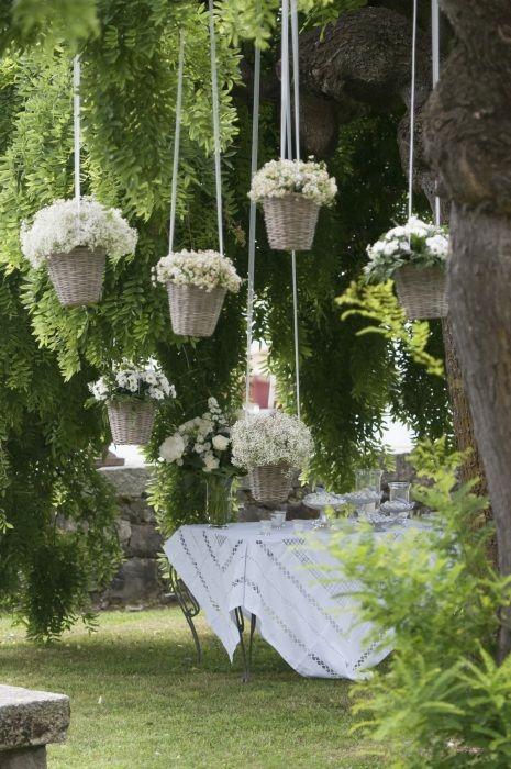 Addobbi Per Matrimonio In Giardino : Ristorante